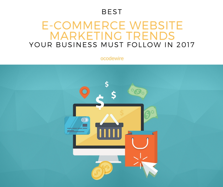 E-commerce Website Marketing Trends