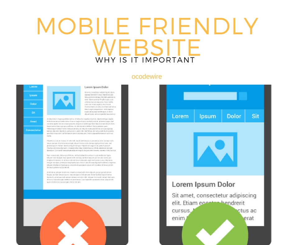 Importance of Mobile Friendly Website
