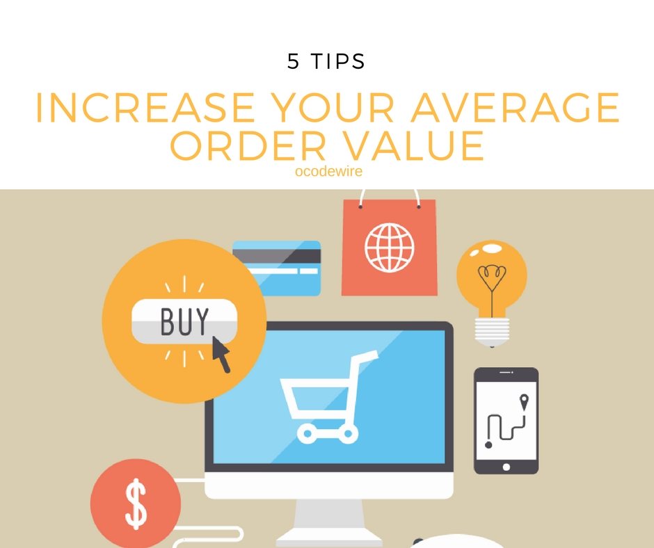 Increase your Average Order Value